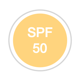 SPF 50 - HIGH PROTECTION